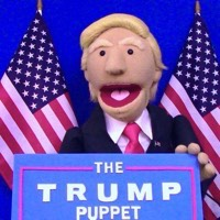The Trump Puppet