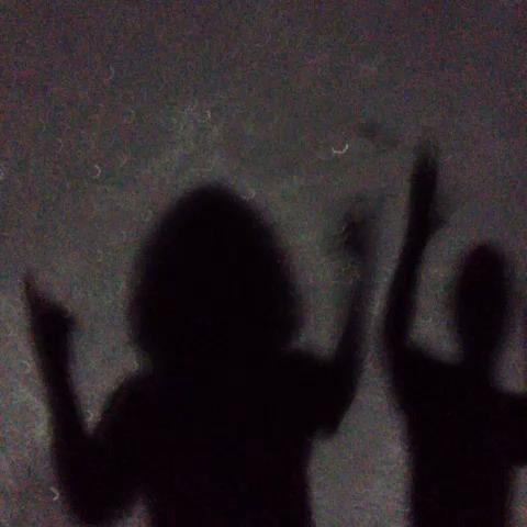 Shadow beatbox. With Nicholas Megalis vine