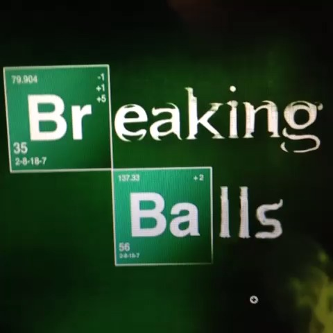 Breaking Balls: episode 1 &The Text& w/TheRealBerge