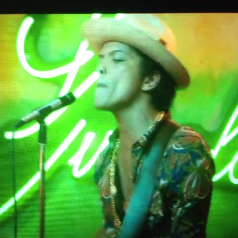 Bruno you okay?