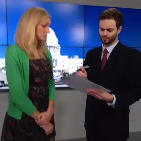 Curtis Lepore reporting the latest on Capitol Hill. Follow NowThis News for more Curtis! vine