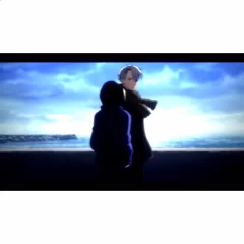 Remake of smol ueda (ig: smolueda) angsty yurio edit 😩