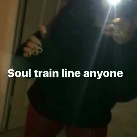When I move you move #loop #ludacris #soultrainline