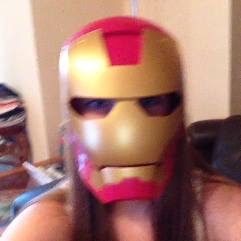 I am like BatDad, but I am like Iron Daughter  vine