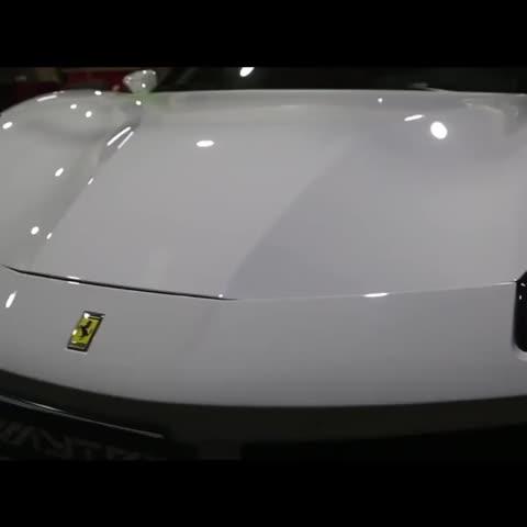 Rarri 488 armytrix 💀 #Ferrari #Fettywap #fettywap679 #ferrari488 #white #Armytrix #remix #custom #exhaust #song #fast #Vine