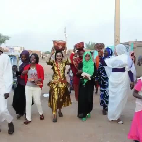 Sudanese pre wedding #party #sudan #africa #travel #women