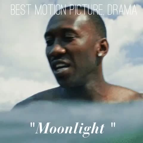 """""""Moonlight"""" wins the most coveted award at this year's #GoldenGlobes #InTheKnowbyAOL"""