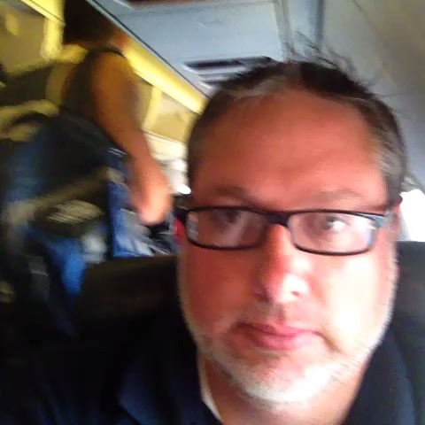 missingfirstclass on these small planes. FatGuyDiary