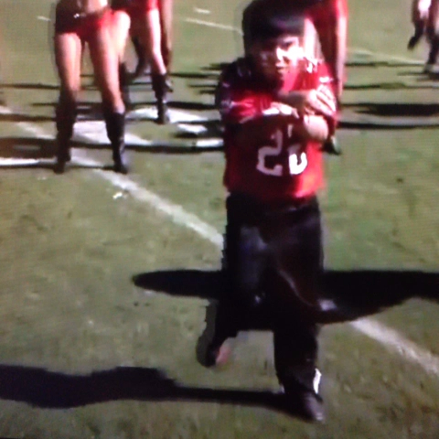 That dance you do when it's your birthday