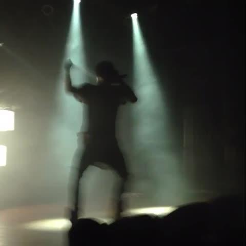 Another quick Vine before Vine ends: the rapper NF live! #NF #rap #rapper #hiphop #realmusic #allido #longlivevine