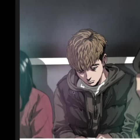 Last edit on vine #killingStalking #killingstalkingedit