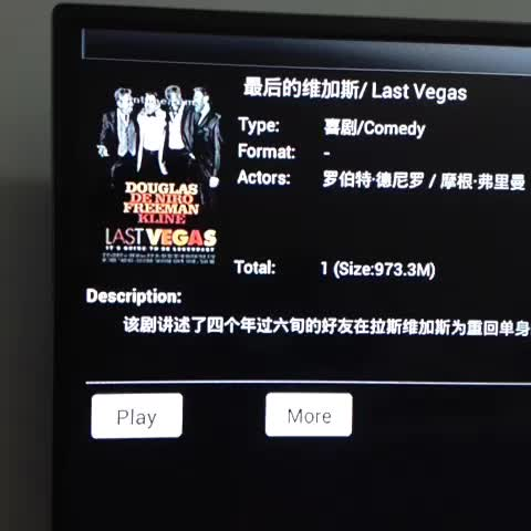 #lastvegas streaming on demand. Cloudiptv.us Video Thumnbail