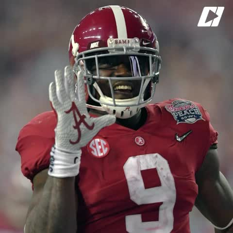 Bo Scarbrough or Beyonce? #PeachBowl #RollTide