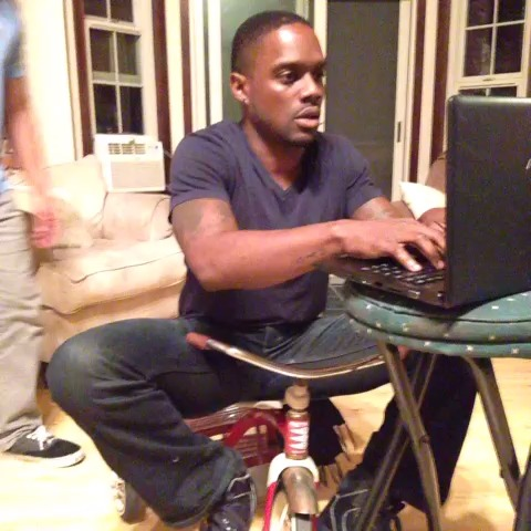 Don't Tickle Darius Remake
