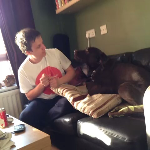 Undateables Rollie Funny Dog