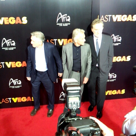 Last Vegas Red Carpet with The Cast. #Vegas #LastVegas Video Thumnbail