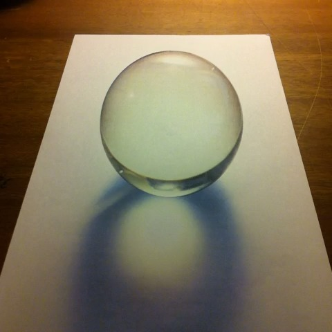 The Crystal Ball Illusion