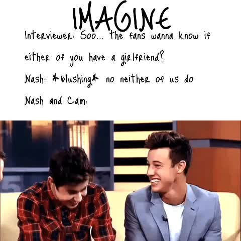 Dating magcon would involve tumblr