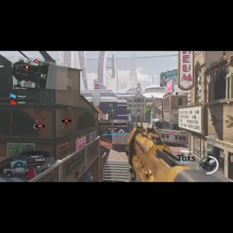 Hit this shot on IWIf anyone wants to play my GT is ToxsXbox one .