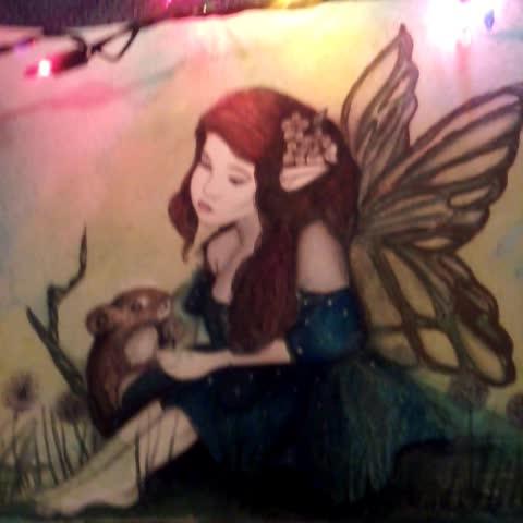 #Art #Dreams #Angels #echoandthebunnymen #tessieART #music <3