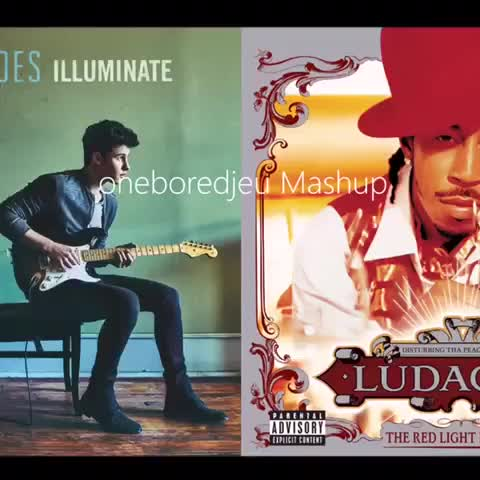 Get You Back #oneboredjeu #mashup #shawnmendes #ludacris #treatyoubetter #getback