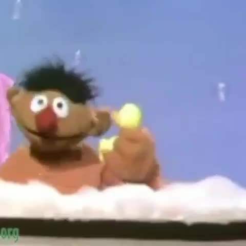 Got anything that #DestroyedChildhood for you? WTF is it with the world?? #RubberDuckie #Ernie #SesameStreet #vibratorduck
