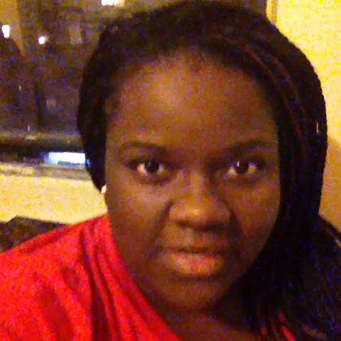 ratchet black girl selfie