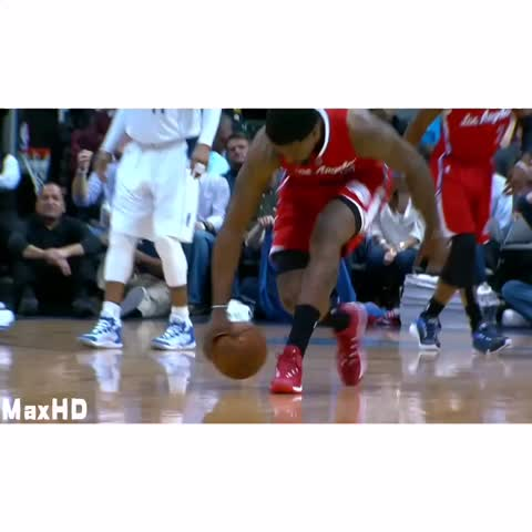 DeAndre surely had a good feeling after draining that 3