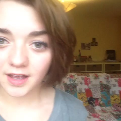 vine by Maisie Williams