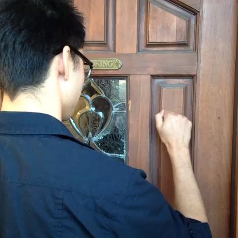 Well, come on in then...Joseph Strain vine