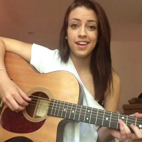 Fix You - Coldplay Full cover going up on my YouTube tonight. Inspired by the incredible Alyssa Light #music #acoustic #6secondcover vine