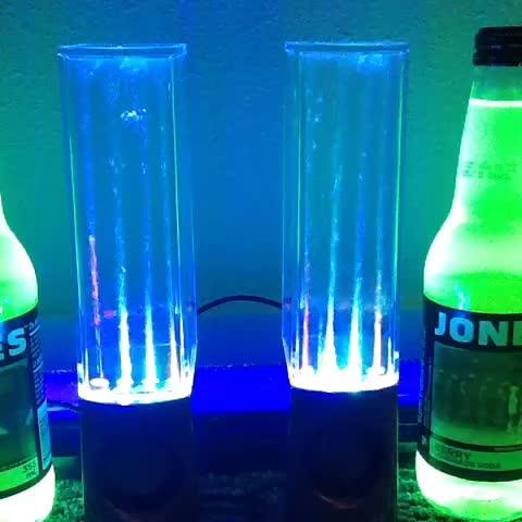 Neon Water Speakers 02/01/14 Water Speakers