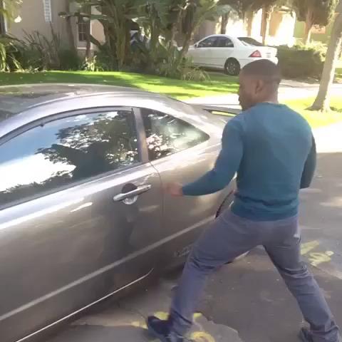 Dubstep car alarm