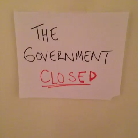 Government Shutdown Day 7 vine