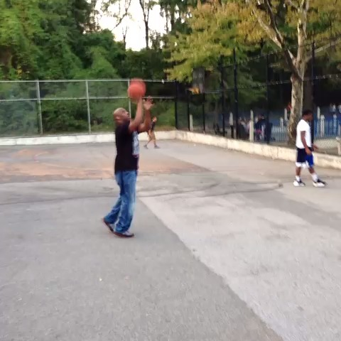Alley Hoop Dunk Cam! (Some things you just don't forget!)  vine