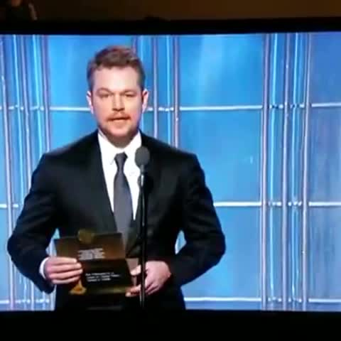 I think #EmmaStone was a bit cocky with her acceptance speech. #GoldenGlobes #allidoiswin #funny #mashup #JimmyFallon