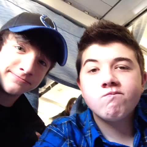 Jake Short And Bradley Steven Perry
