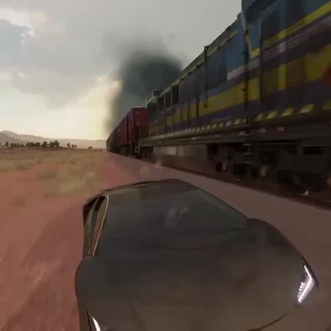 Move Train #ForzaHorizon3 #ludacris