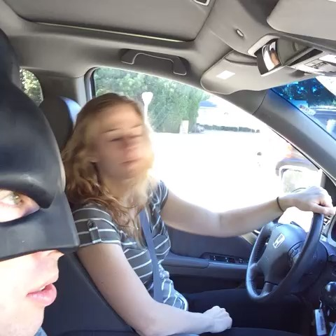 The lights green #batdad vine