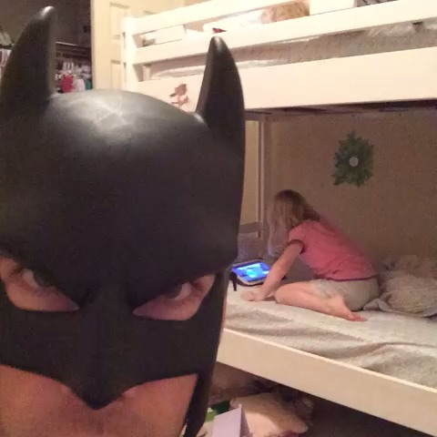 Time for bed #batdad vine