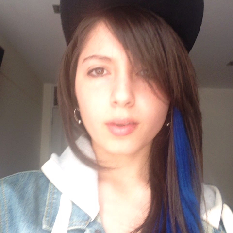 Pretty Girl With Brown Hair And Brown Eyes With Swag  me  girl  yo      Pretty Girl With Brown Hair And Brown Eyes With Swag
