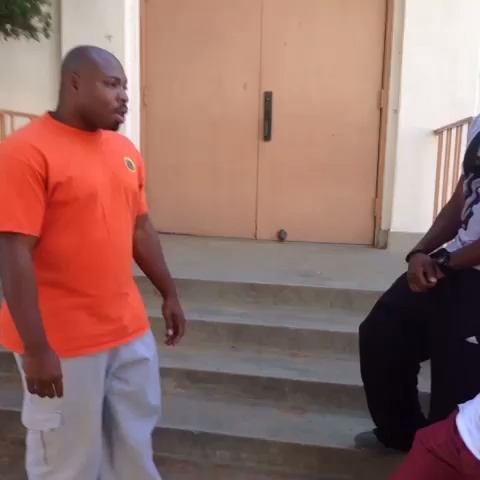 How I feel when someone leaves me hanging on a handshake. w/ Pagekennedy, DeStorm #KingBach #Yabitch vine