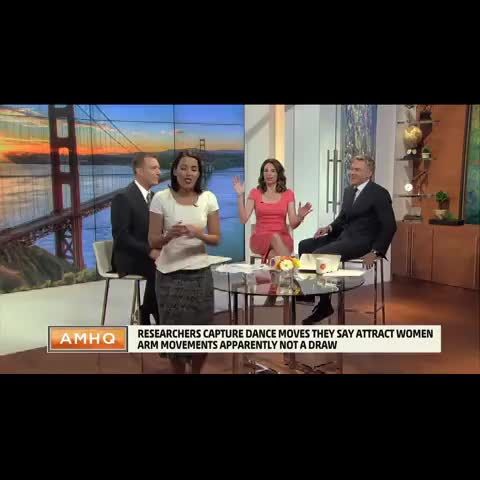 vine by AMHQ w/ Sam Champion