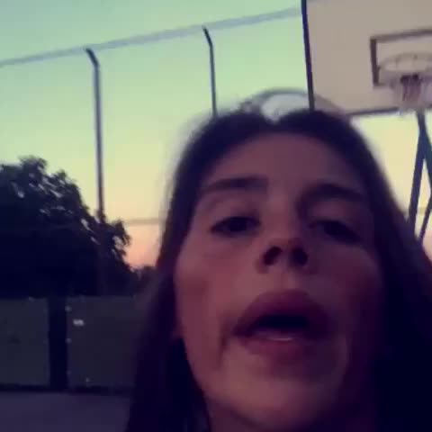 Tb to summer , ballin in Croatia , Add me on snapchat - daniwhylie. #ballin #trickshot #snapchat #bball #ballislife