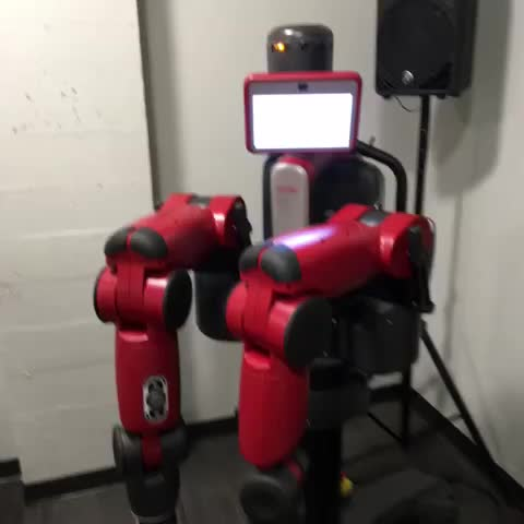 "watch sdf's vine ""#baxter first day of training #robot #"