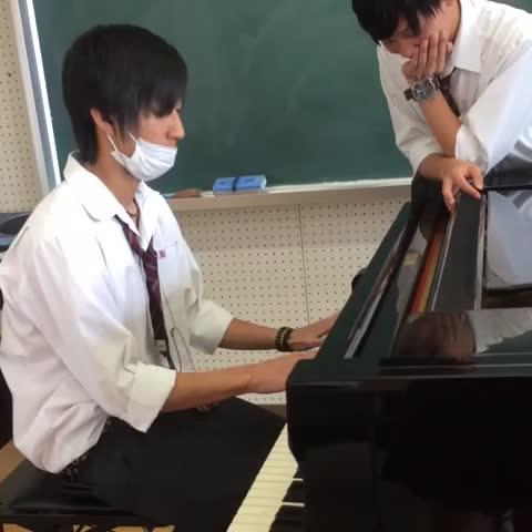 ピアノ 男子 ま ぢ ヤバ い