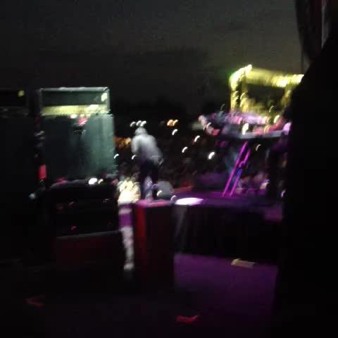 H.I.M live at Knotfest México #knotfest #him #h.i.m #hisinfernalmajesty #concerts #villevalo