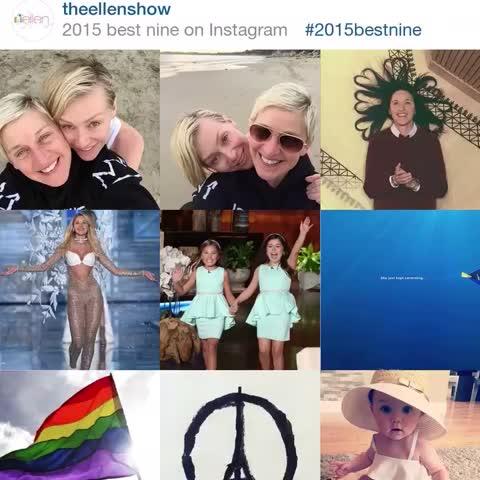 Best 2015 nine on instagram как сделать