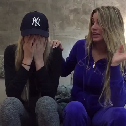 Sticking up for your friend gone wrong😳 #ItsNotWhatItLooksLike  Anwar Jibawi, Alissa Violet Video Thumnbail