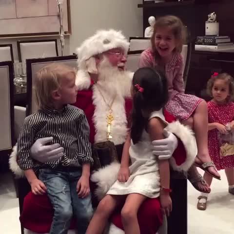 Santa on the naughty list this year😂 #plottwist Video Thumnbail